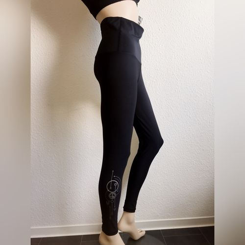 "Functional Power ""HighWaist"" Tights - TRAUMFÄNGER"