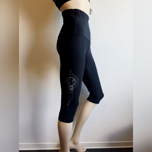 "Functional Power ""HighWaist"" 3/4-Tights - TRAUMFÄNGER"